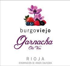 burgo viejo old vine garnacha rioja